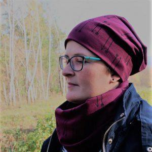 czapka i szal dla mam