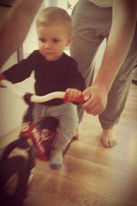 franek i rower