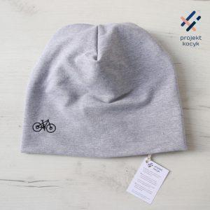 czapka męska-bike lover