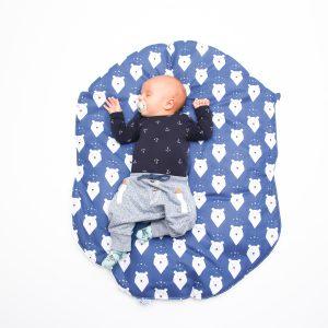 materacyk dla niemowlaka